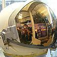 P1190130 -  James Irwin's Apollo 15 Pressure Suit Helmet